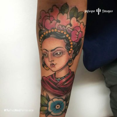 Tatuaje de artistas