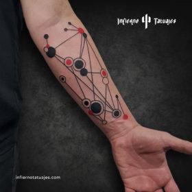 Complex tattoo – Creado por Javier Gaona | Infierno Tatuajes