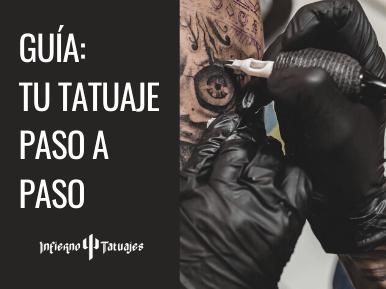 Guia tu tatuaje paso a paso