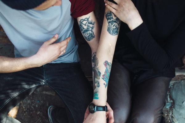 en que lugar tatuarse