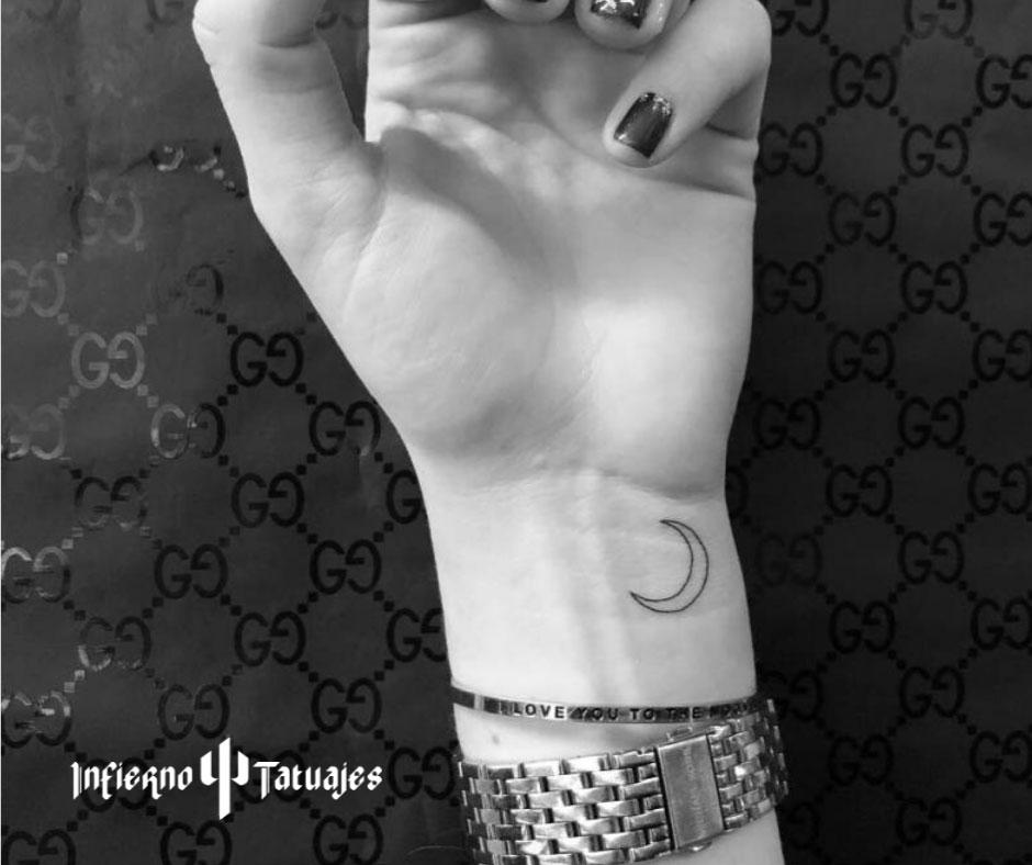 Tatuajes minimalistas. ¿Por qué son tan populares?