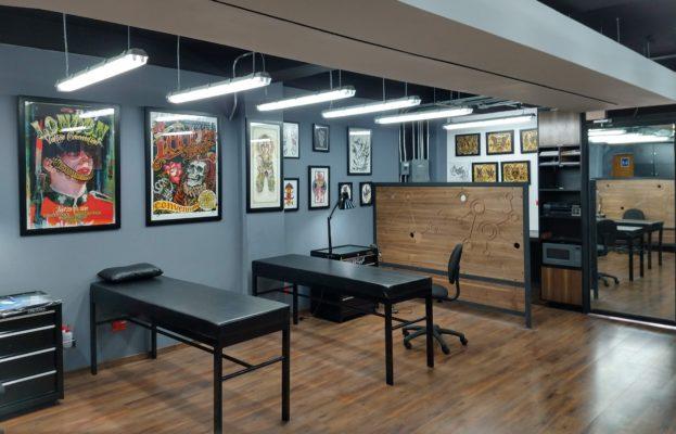 Infierno, el mejor estudio de tatuajes en CDMX