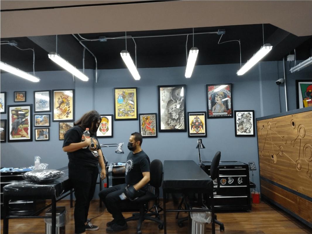 estudios de tatuajes profesionales