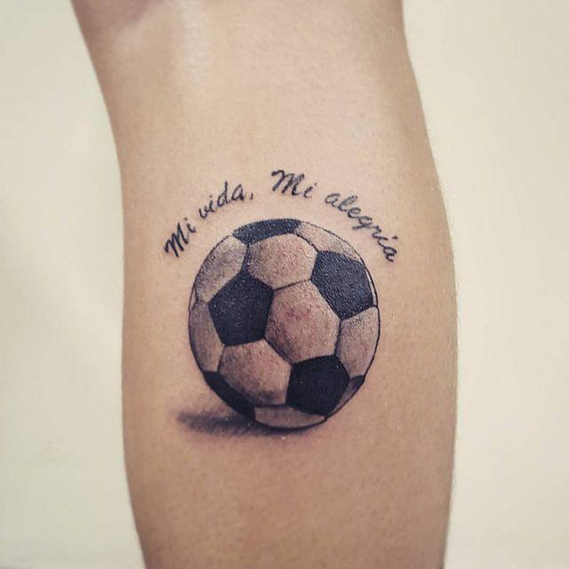 tatuaje balon infierno tatuajes