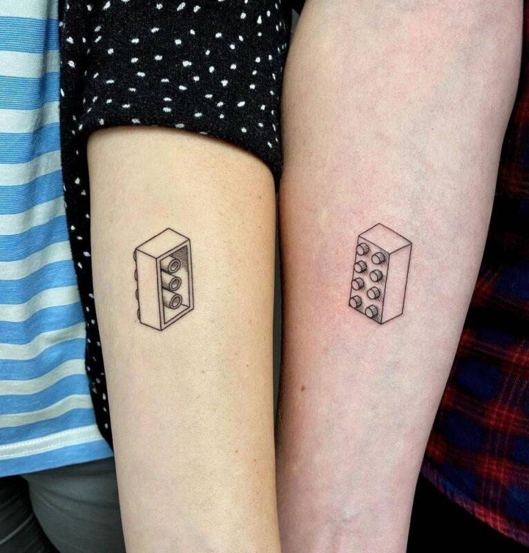 tatuajes de puzzle