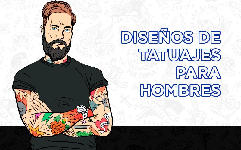Diseño de tatuajes para hombre
