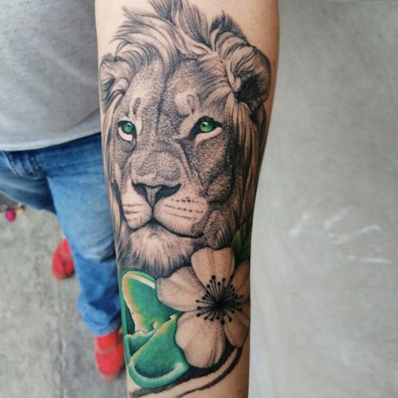 Tatuajes de León