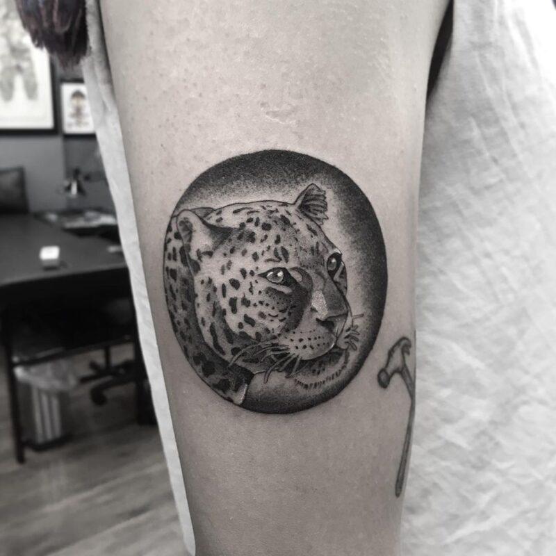 Tatuaje de Jaguar